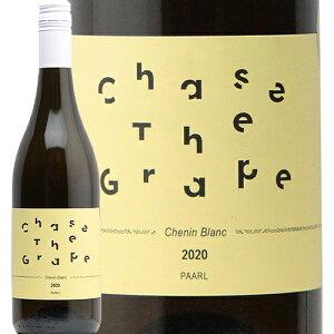 チェイス ザ グレープ シュナン ブラン 2020 Chase the Grape Chenin Blanc 白ワイン 南アフリカ パール