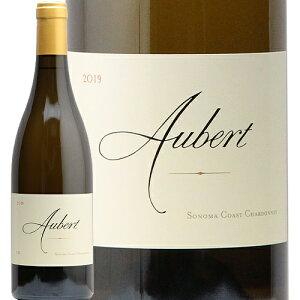オーベール シャルドネ CIX エステート 2019 Aubert Chardonnay CIX Estate 白ワイン アメリカ カリフォルニア ソノマ コースト