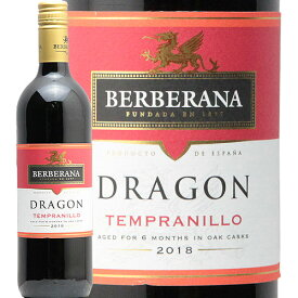 【2万円以上で送料無料】テンプラニーリョ ドラゴン ビノ デ ラ ティエラ 2018 Tempranillo Dragon Vino de la Tierra 赤ワイン スペイン 稲葉 即日出荷