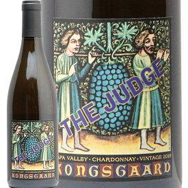 コングスガード シャルドネ ザ ジャッジ ナパ ヴァレー 2019 Kongsgaard Chardnnay The Judge Napa Valley 白ワイン アメリカ カリフォルニア