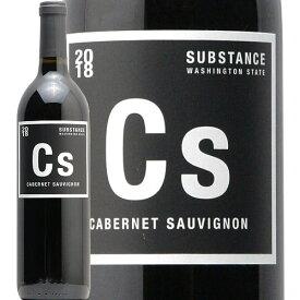 【2万円以上で送料無料】ワインズ オブ サブスタンス カベルネソーヴィニヨン 2018 Wines of Substance Cabernet Sauvignon 赤ワイン アメリカ ワシントン オルカインターナショナル あす楽 即日出荷