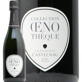 【2万円以上で送料無料】ブラン ド ブラン ミレジメ 1982 シャンパーニュ ド カステルノー Blanc de Blancs Millesime Champagne de Castelnau シャンパン スパークリング フランス ランス
