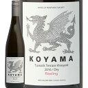 コヤマ タソック テラス リースリング 2018 Koyama Tussock Terrace Vineyard Riesling 白ワイン ニュージーランド 日本人 小山竜宇 やや甘口 ヴィレッジセ