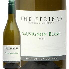 ザ スプリングス ソーヴィニヨンブラン 2019 The Springs Sauvignon Blanc 白ワイン ニュージーランド やや辛口 モトックス あす楽 即日出荷 2018 旨安大賞ワイン リアルワインガイド Real Wine Guide