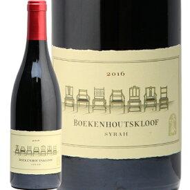 ブーケンハーツクルーフ シラー 2016 Boekenhoutskloof Syrah 赤ワイン 南アフリカ マスダ フルボディ 限定