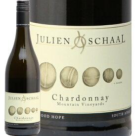 ジュリアンスカール マウンテン ヴィンヤーズ シャルドネ 2018 or 2019 Julian Schaal Mountain Vineyards Chardonnay 白ワイン 南アフリカ やや辛口 マスダ 即日出荷