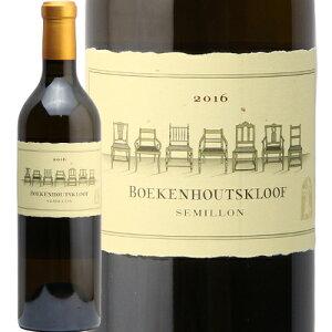 ブーケンハーツクルーフ セミヨン 2016 Boekenhoutskloof Semillon 白ワイン 南アフリカ やや辛口 マスダ あす楽 即日出荷