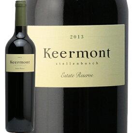 キアモント エステートリザーブ レッド 2013 Keermont Estate Reserve Red 赤ワイン 南アフリカ あす楽 即日出荷 フルボディ マスダ