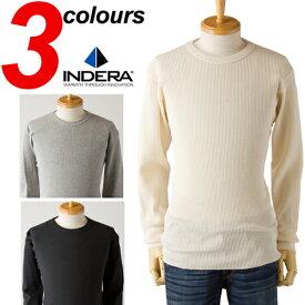 [INDERA MILLS]インデラミルズ 100%コットン サーマル ロング Tシャツ Cotton Heavyweight Thermals 839LS