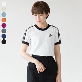 アディダス オリジナルス 3ストライプ 半袖Tシャツ FZG52/21647 レディース アディカラー クラシックス [ネコポス可]