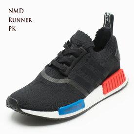 アディダス オリジナルス NMD RNR PK ノマド ランナー S79168 [コアブラック/ラッシュレッド] adidas Originals スニーカー/シューズ