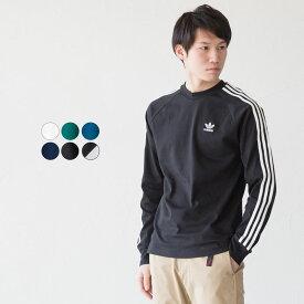 アディダス オリジナルス スリーストライプ 長袖 Tシャツ adidas Originals FKA11