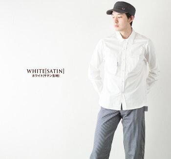 シェーブルワークシャツレギュラーカラーシャツSEH9018CHEVREWORKSHIRTメンズフレンチワーク【送料無料】