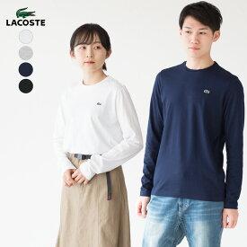 ラコステ 長袖 クルーネック Tシャツ TH350EM/TH350EL