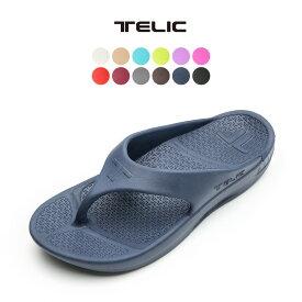 テリック フリップフロップ 本国モデル TELIC-100 FLIP FLOP コンフォート ビーチサンダル メンズ&レディース
