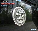 《Mopar》 JEEP TRAIL RATED エンブレム US純正