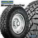 255/55R20 GOODYEAR WRANGLER DuraTrac BK 255/55-20 オフロードタイヤ