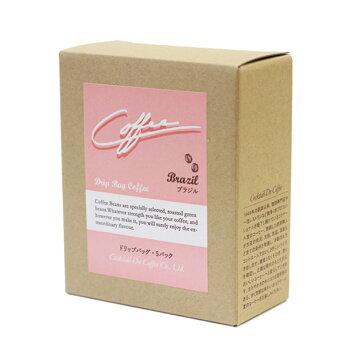 ドリップコーヒーDripBagCoffeeドリップバッグコーヒー〈ブラジル〉8g×5袋入