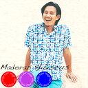 アロハシャツ かりゆしウェア メンズ(男性用)「Madoras Hibiscus」全3色 人気アロハがリニューアル! 半袖 3L4L5L 大…