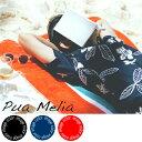 アロハシャツ かりゆしウェア メンズ(男性用)「Pua Melia」全3色 人気アロハがリニューアル! 半袖 3L4L5L 大きいサ…