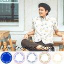 アロハシャツ かりゆしウェア メンズ(男性用)「The tropics style」全5色 人気アロハがリニューアル! 半袖 3L4L5L …
