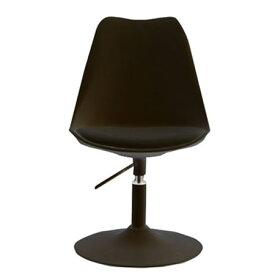ラウンジチェア バニラ ブラック 合成皮革張り● 1人掛け 一人掛け 一人 寝いす ラウンジチェアー ラウンジ デスクチェア ダイニングチェア パーソナルチェア インテリア インテリア おしゃれ チェア チェアー いす イス 椅子 腰掛 va-lounge-bk