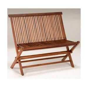 チーク材 天然木 木製ガーデンベンチ 幅101 奥行60 高さ90 座面高さ45 ベンチ 木製 折りたたみ ガーデンベンチ ガーデニングベンチ 折りたたみベンチ 2人掛け 木 ウッドベンチ おしゃれ 屋外 rb-