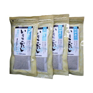 【代引き・同梱不可】 山吉國澤百馬商店 鰹節屋のいりこだし(8g×10包入)×4袋 化粧箱入り