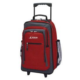 【代引き・同梱不可】 CAPTAIN STAG 2WAYキャリーバッグ リュック レッド 01242 大容量 収納 旅行 トラベルバッグ 旅行 出張 リュック かばん