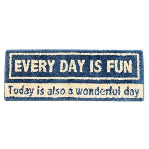 【代引き・同梱不可】 チェアパッドロング TODAY L09400 おしゃれ リビング すべり止め ベンチ 洗える マイクロファイバー イス 家具 インテリア 長椅子 クッション