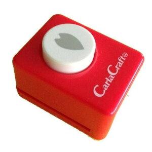 【代引き・同梱不可】 Carla Craft(カーラクラフト) クラフトパンチ(小) サクラA(M)/桜 CP-1 4100682