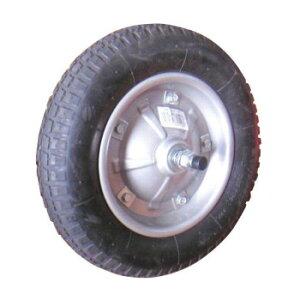 【代引き・同梱不可】 一輪車用ノーパンクタイヤ 13インチ SR-1302A 庭 DIY 園芸
