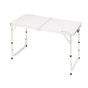【代引き・同梱不可】 CAPTAIN STAG ラフォーレ テーブル・チェアセット(4人用) UC-0004 コンパクト キャンプ モノトーン BBQ 便利 シンプル 簡単 アウトドア 組立 収納