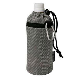 【240個セット】 ペットボトルカバー/ボトルホルダー 【500ml用 シルバー】 保冷・保温対応 折りたたみ トルネ 〔アウトドア〕【日時指定不可】