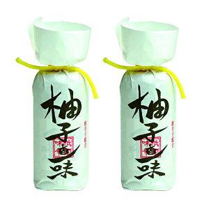 祇園味幸 柚子香一味 22g 瓶 ×2本組 一味唐辛子 国産 激辛 指上