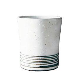 森修焼(しんしゅうやき)湯呑 直径65×高さ75(mm)