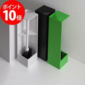 トイレ掃除 ブラシ レットー RETTO トイレブラシ ホワイト ブラック 白 黒 日本製 収納 ケース コーナー おしゃれ かわいい 一人暮らし 北欧 プレゼント ギフト