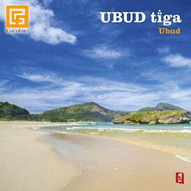<ニューエイジ音楽> UBUD tiga (ubud) (CD) 【 バリCD 音楽 ヒーリングCD 試聴OK イージーリスニング BGM 】《メール便対応可》