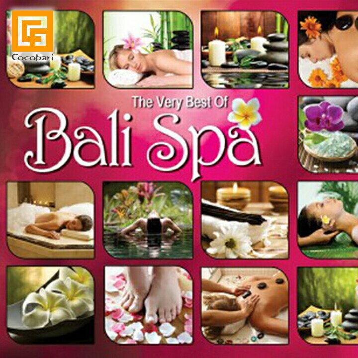 <ニューエイジ音楽> The Very Best Of Bali Spa(ベスト盤CD) 【 ベスト盤 バリ 音楽 CD ガムラン 試聴OK ガムラン 】 《メール便対応可》