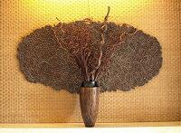 《バリ雑貨》デコレーションセット/リーフ、くねくねの棒、枝