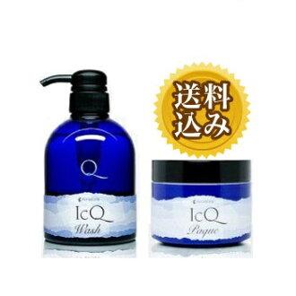 アマトラ アイック wash & Pack shampoo & treatment 400mL/250 g set