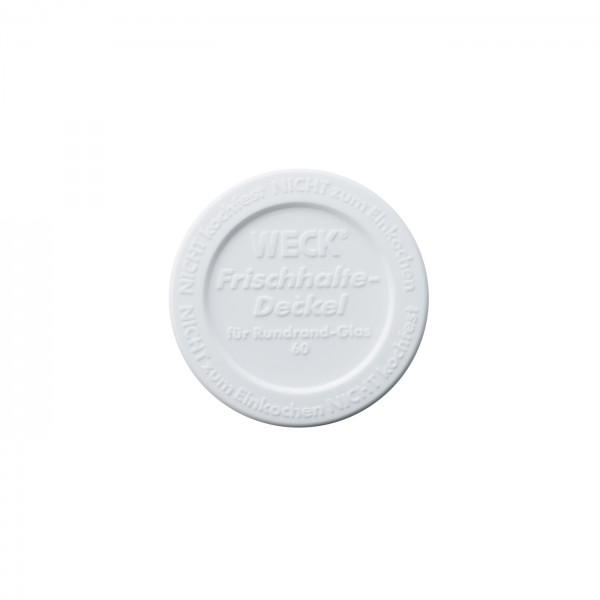 WECK (ウェック)ガラスキャニスター用プラスチックカバーS we-007(対応サイズ:we-080、we-761、we-760)