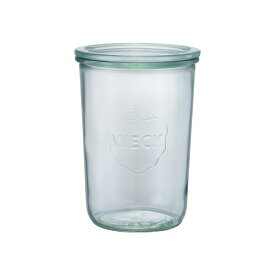 WECK (ウェック)ガラスキャニスター(750ml)Mold Shape(モールドシェイプ)WE-743