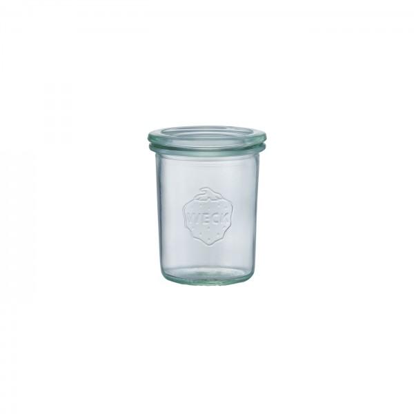WECK (ウェック)ガラスキャニスター(160ml)Mold Shape(モールドシェイプ)WE-760