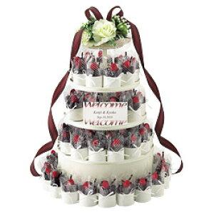 ガレットショコラ ケーキタオル60個セット【楽ギフ_メッセ】【楽ギフ_メッセ入力】 内祝い 出産祝い 出産内祝い 結婚内祝い 結婚祝い 記念品 ギフト 景品 プレゼント
