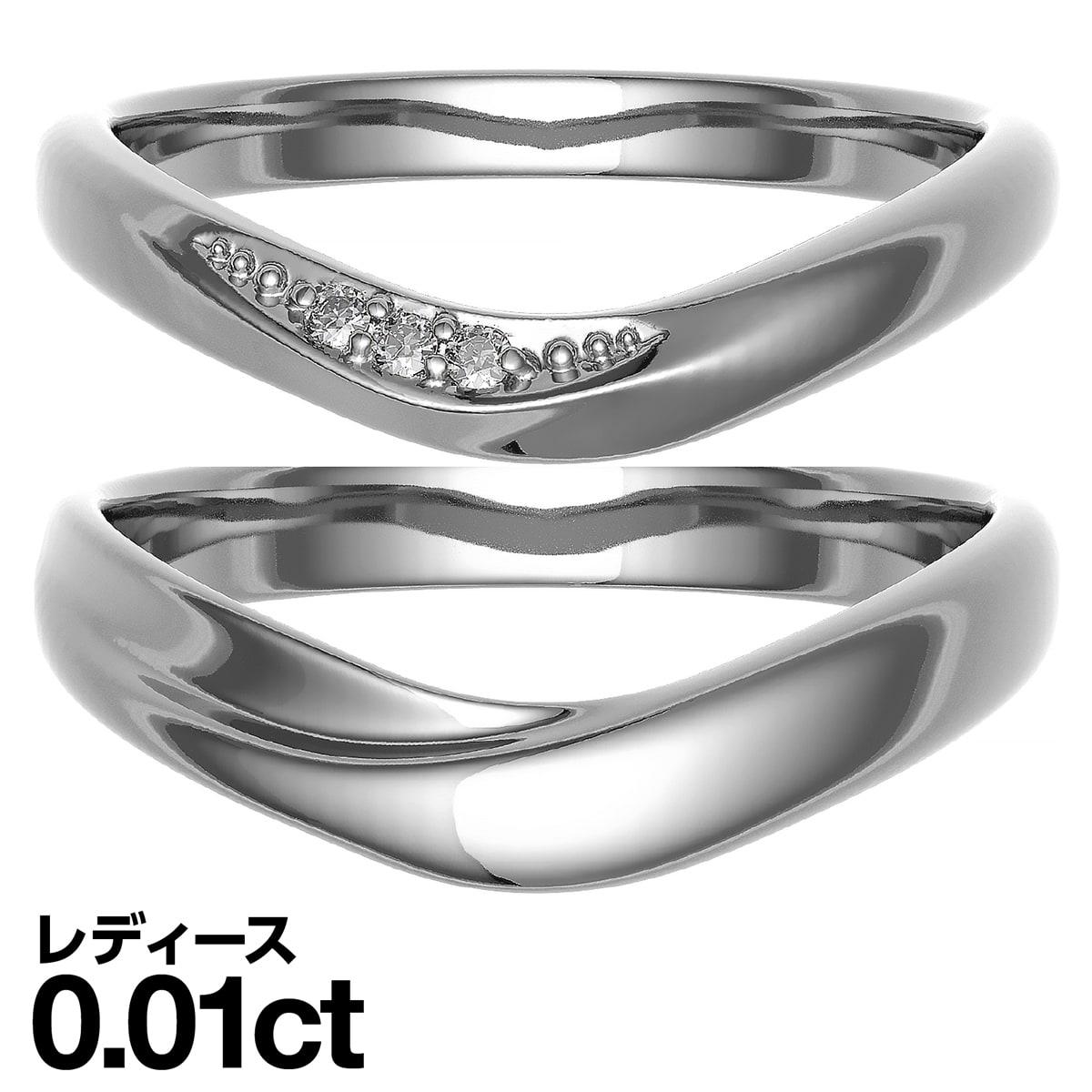 【送料無料】ペアリング 結婚指輪 K10ゴールド 2本セット マリッジリング 天然 ダイヤモンド 日本製 【ゴールド】【結婚指輪】【ペアリング】【マリッジリング】【ダイヤモンド】