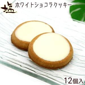 塩ホワイトショコラクッキー(小)12個入 |沖縄お土産 お菓子