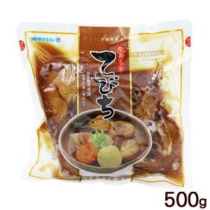 やわらか てびち 500g /オキハム 沖縄風豚足煮 テビチ