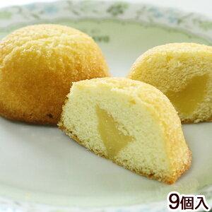 シークワーサーシフォンケーキ 9個入 /沖縄お土産 お菓子 南西