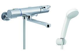 あす楽 BF-WM145TSG INAX LIXIL 浴室用水栓金具 サーモスタット付シャワーバス水栓 浴槽・洗い場兼用 エコフルスプレーシャワー クロマーレ SBFWM145TSG 浴室シャワー シャワー交換